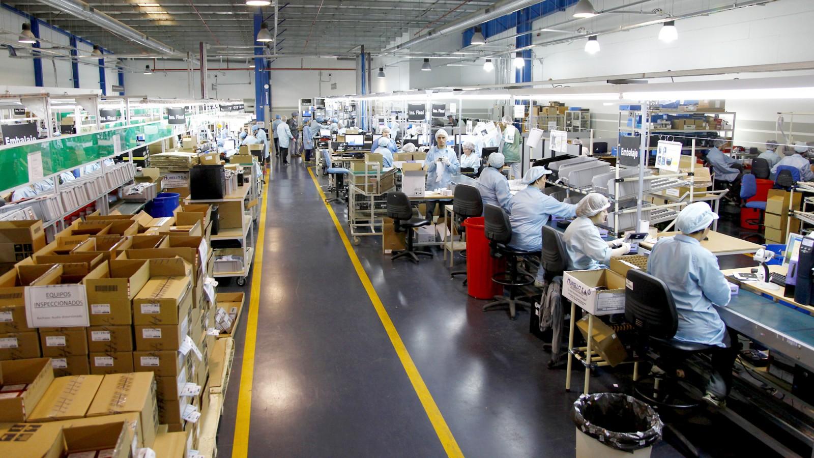Estiman que la producción industrial creció más de 5% en junio ? Pulso Media