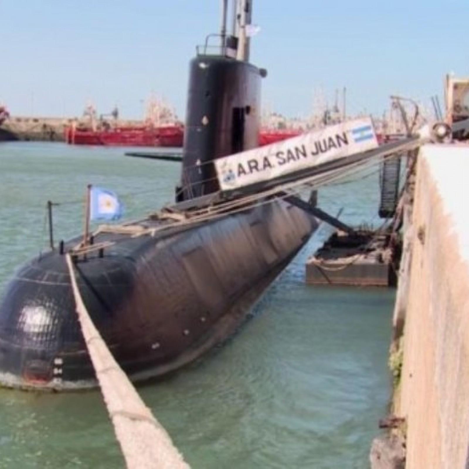 ARA San Juan: Procesaron a seis altos mandos de la Armada por estrago culposo agravado